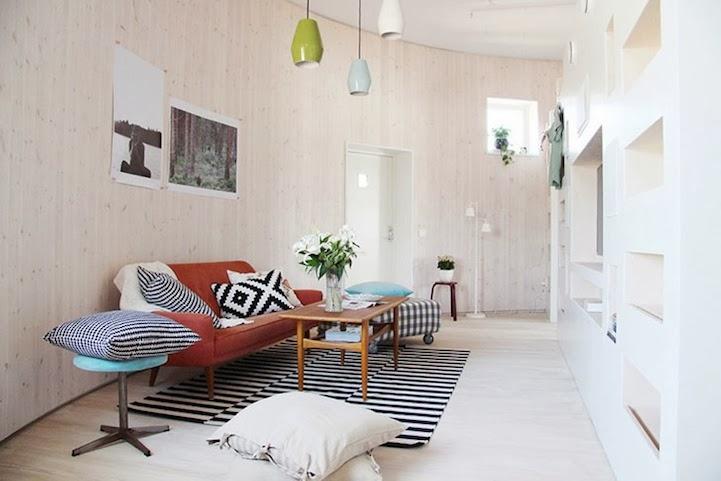 Casas ecologicas estudiantes de una universidad sueca dise an una casa que funciona - La casa sueca ...