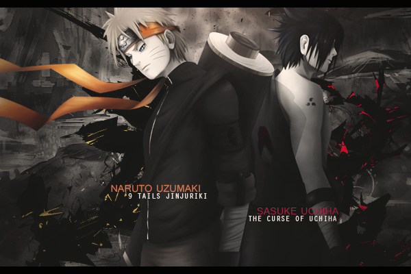 9 Tails Jinchuriki & The Curse of Uchiha