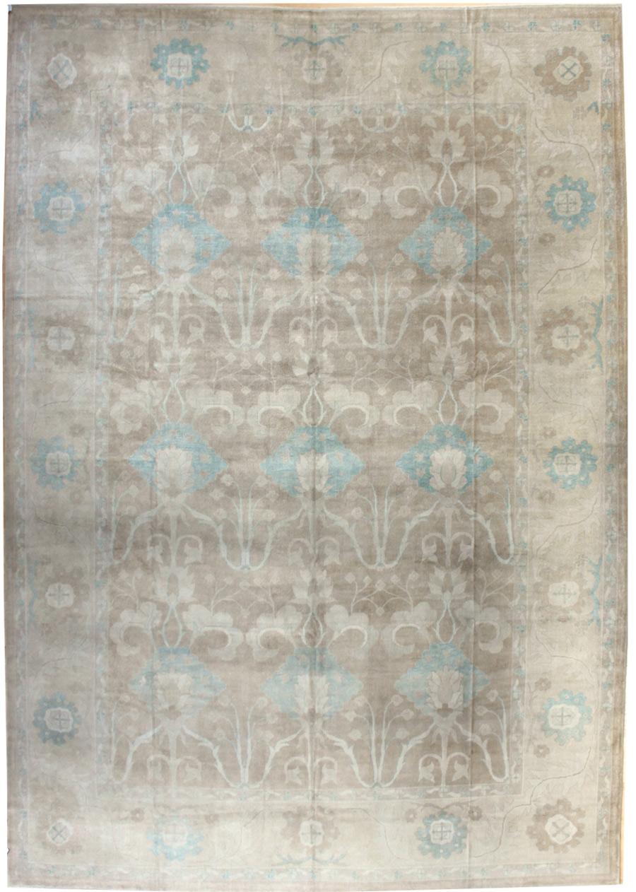 Shelter Inspired Oushak Rugs