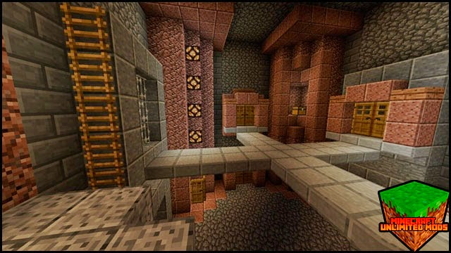 True Labyrinth Mapa