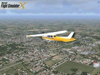 Microsoft Flight Simulator X Deluxe PC Review