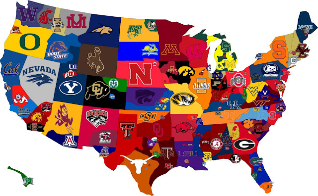 Image result for college map