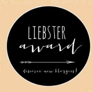 A Liebster Award Winning Blog!