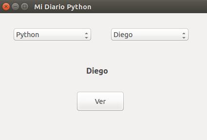 Combobox PyQt