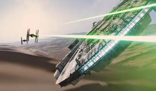 Trailer STAR WARS VII : Les premières images !