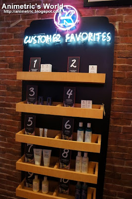 Kiehl's Top Ten Customer Favorites