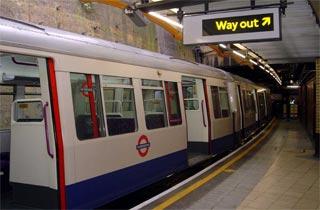 London Tube Berbagai MRT Paling Populer Di Dunia
