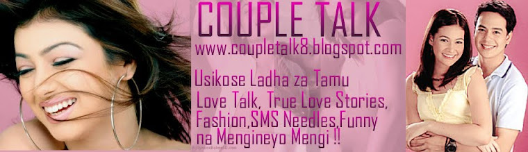 COUPLE TALK PROMO