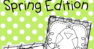 Classroom Freebies Too Spring And Easter Doodle Coloring FREEBIE