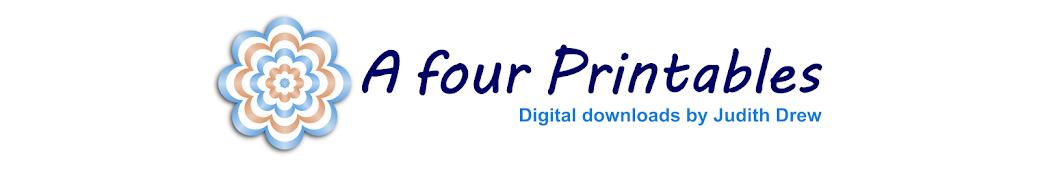 A four Printables