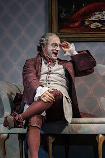 Alessandro Corbelli as Don Pasquale, Glyndebourne Festival 2013, (c) Clive Barda