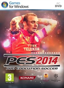 Atualização para Pro Evolution Soccer 2014 - PC (Completo)