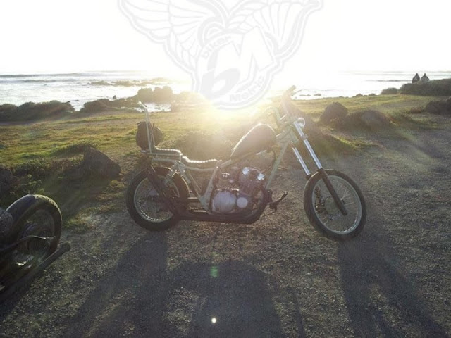 1981 suzuki gs1000 chopper