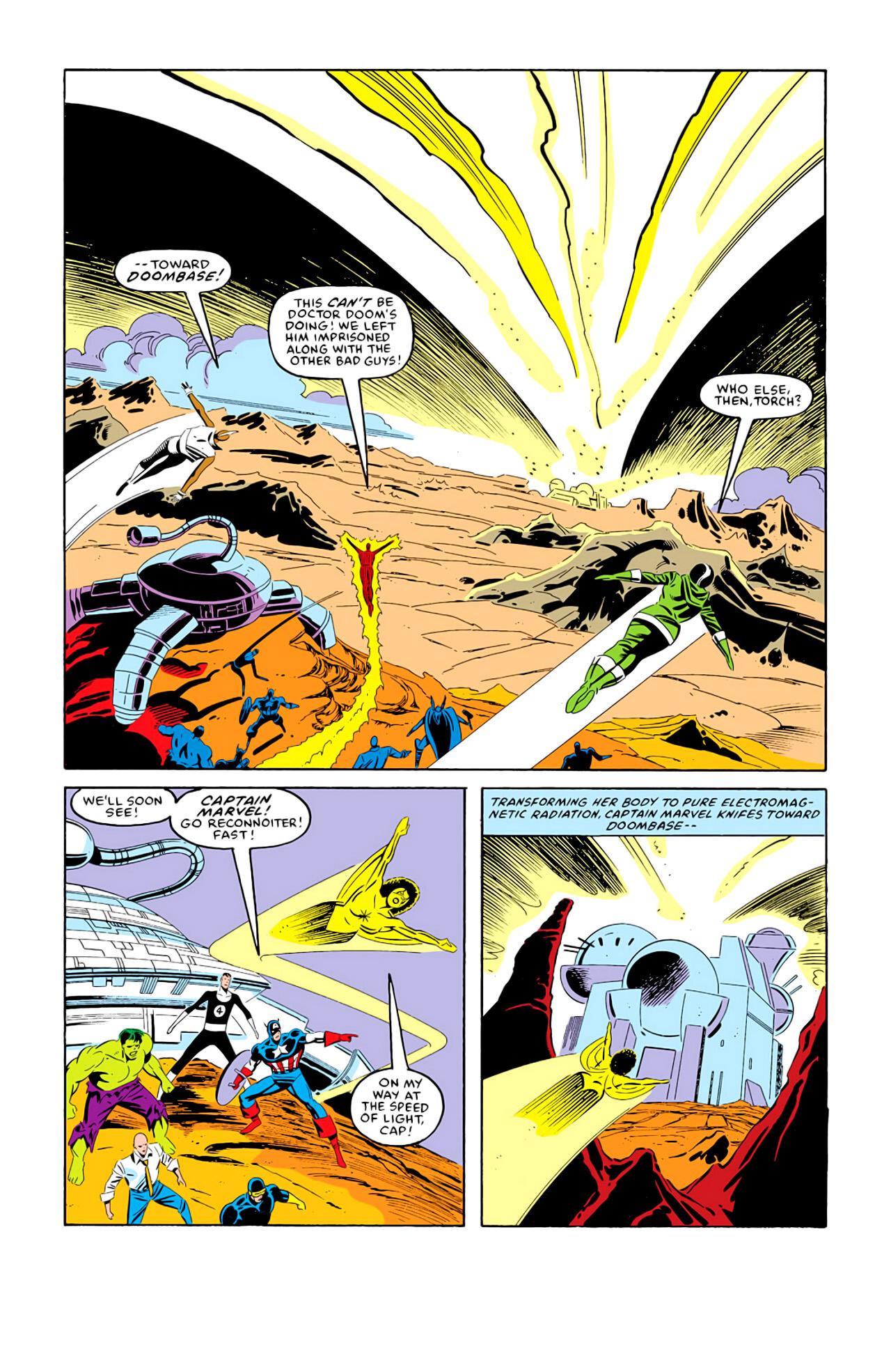 Captain America (1968) Issue #292k #218 - English 4
