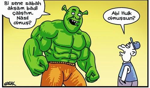 Badi Karikatürleri Karikatürmen