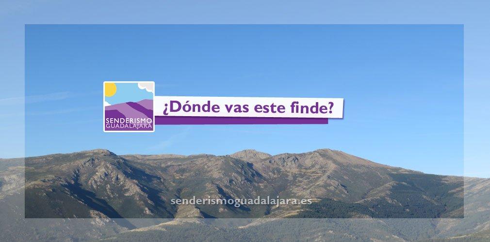 Senderismo en Guadalajara