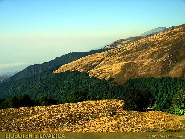 Ljuboten and Livadica - Shar Mountain (Sar Planina)
