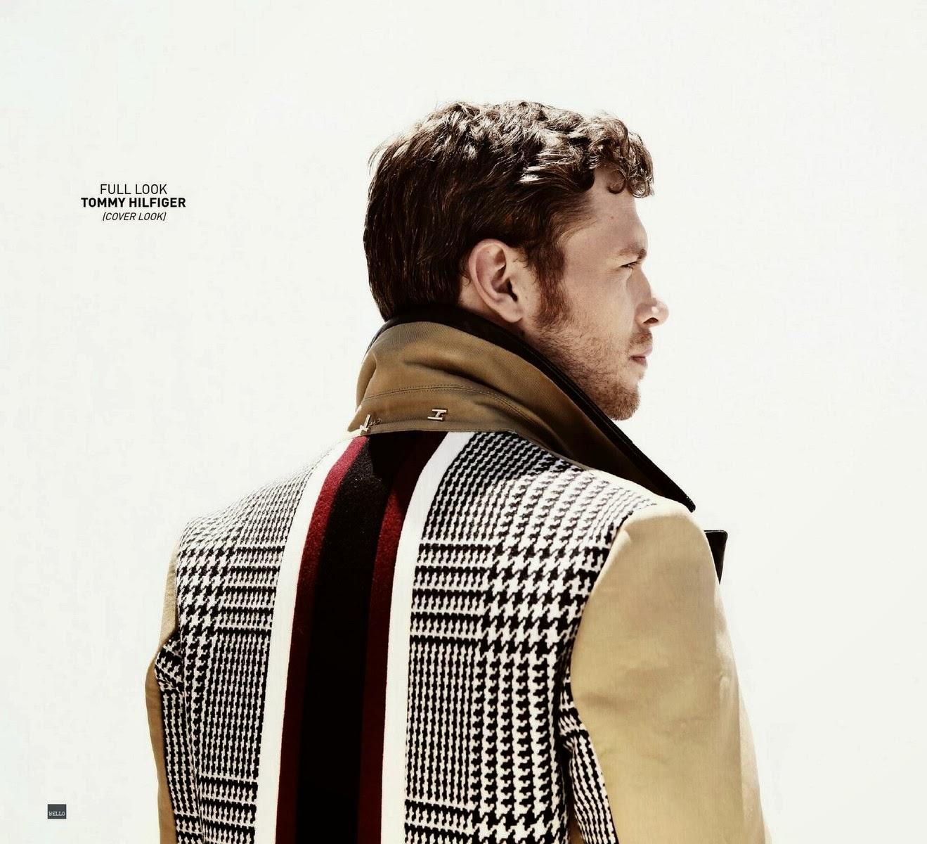 """Joseph Morgan para BELLO Magazine Octubre 2013 """"Obsession Issue"""""""