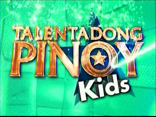 Talentadong Pinoy Kids – November 04, 2012