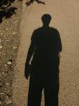 In d shadow