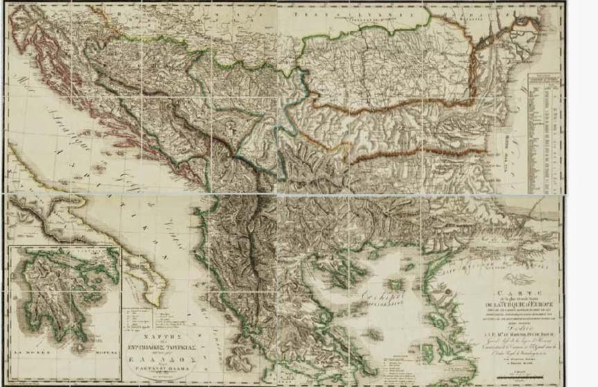 Ο ΠΡΩΤΟΣ ΧΑΡΤΗΣ ΑΝΕΞΑΡΤΗΣΙΑΣ ΤΟΥ ΕΛΛΗΝΙΚΟΥ ΚΡΑΤΟΥΣ ΤΗΣ ΕΠΑΝΑΣΤΑΣΗΣ ΤΟΥ 1821 ΚΑΤΑ ΤΗΣ ΤΟΥΡΚΙΑΣ
