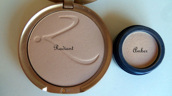 Jane Iredale PurePressed Mineral Base Foundation in Radiant and Amber