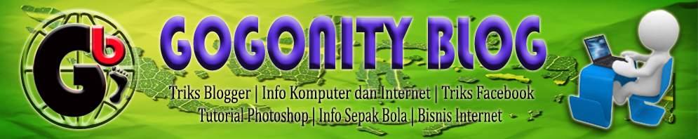 Gogonity Blog