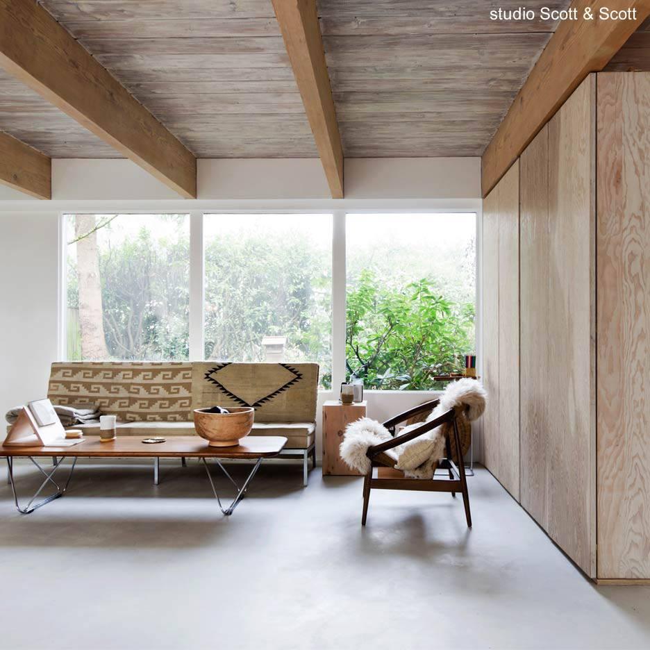 Arquitectura de casas interior de la casa moderna for Interior 1 arquitectura