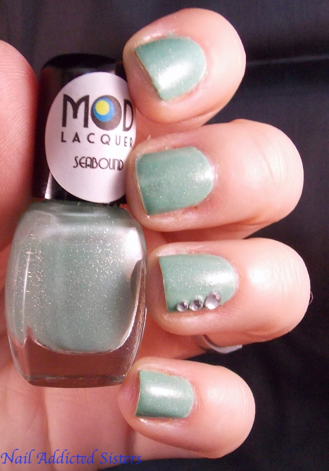 Nail Addicted Sisters: MOD Lacquer Madness Part 1