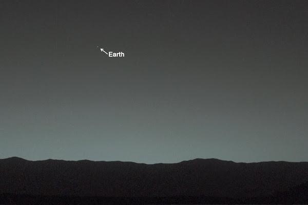 curiosity tierra marte