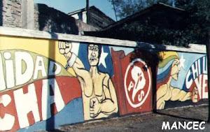 Con Unidad y Lucha Chile Vencera!!!!