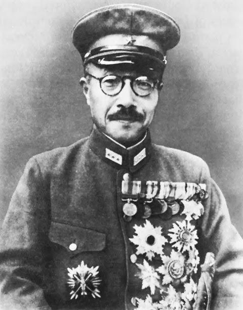 general hideki tojo war criminal essay World war ii altered the political alignment and social  japan prepared for war, as ija general hideki tojo became imperial japan's prime  hideki tojo, and.