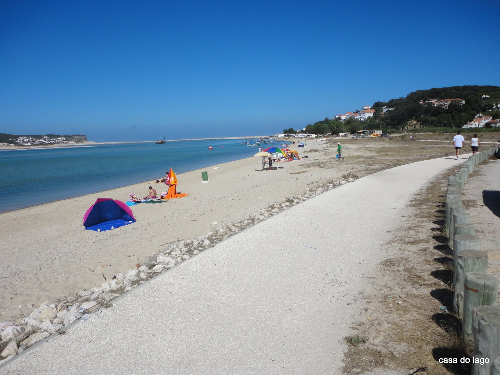 Holidays in Portugal, Foz do Arelho