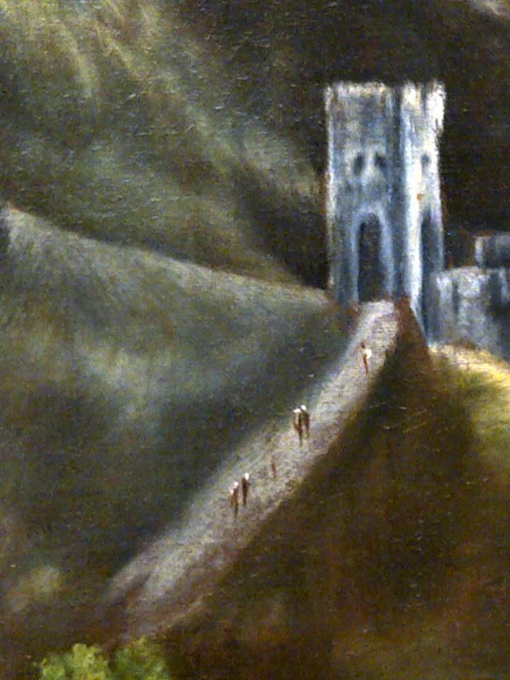 Sedefs Corner El Greco View Of Toledo