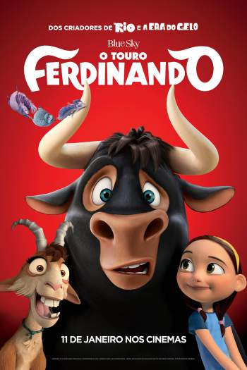 O Touro Ferdinando Torrent – BluRay 720p/1080p Dual Áudio