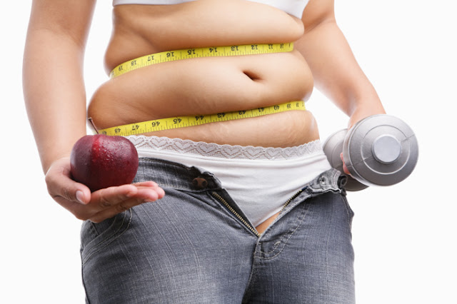 5 Reasons You're Not Losing Belly Fat