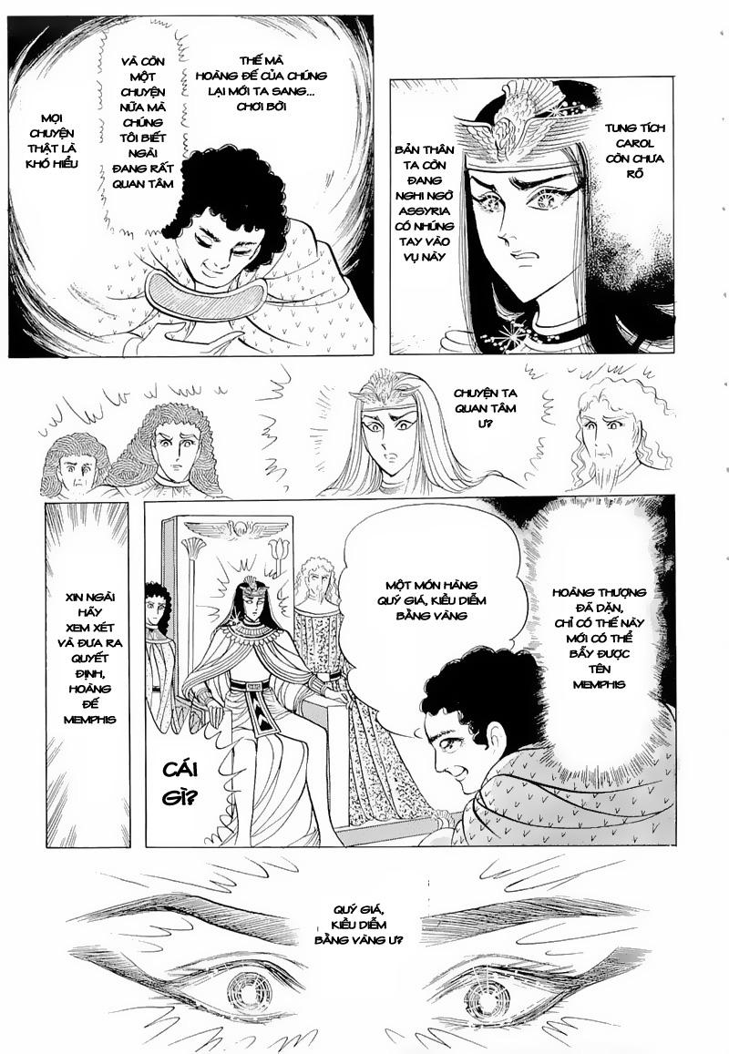 Nữ Hoàng Ai Cập-Ouke no Monshou chap 51 Trang 11 - Mangak.info