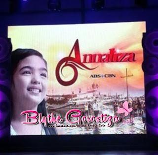 Annaliza ABS-CBN TV Drama Series