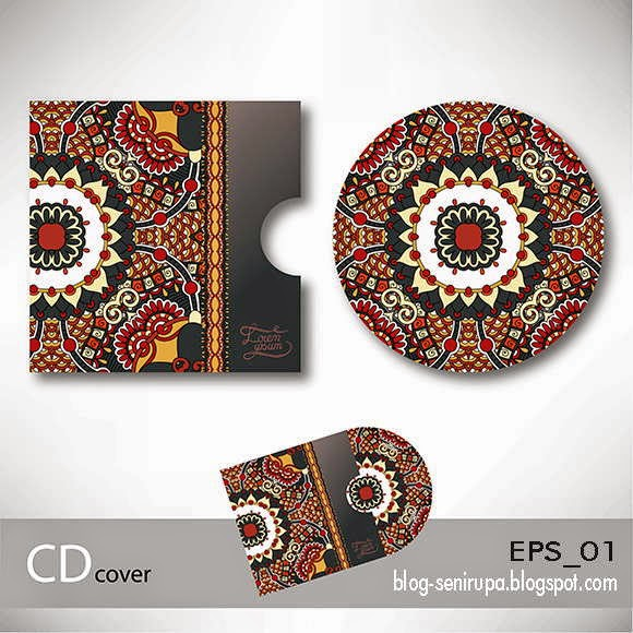 CD Cover Template Collection
