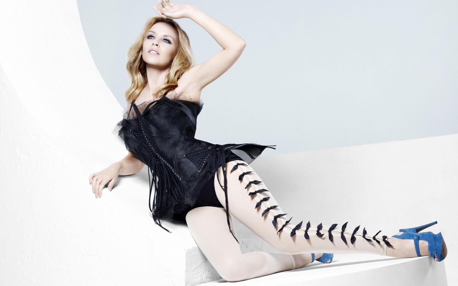 Australian Kylie Minogue