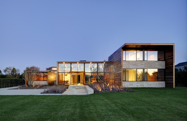 Sam's Creek Home by Bates Masi Architects
