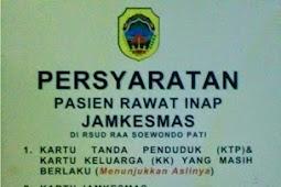 Persyaratan Pasien Rawat Inap Jamkesmas RS Soewondo