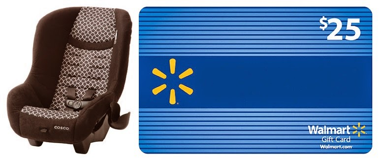 Cosco Walmart giveaway
