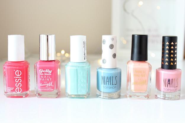 spring-nail-polish