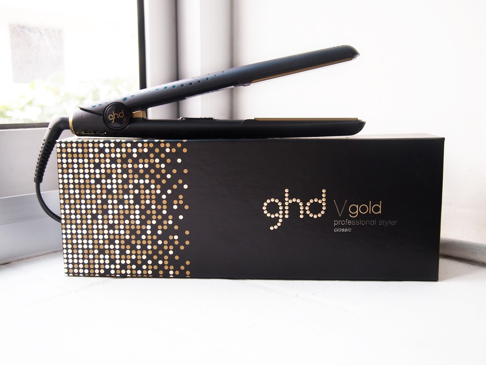 ghd v gold classic hair styler from ghd indonesia the best. Black Bedroom Furniture Sets. Home Design Ideas