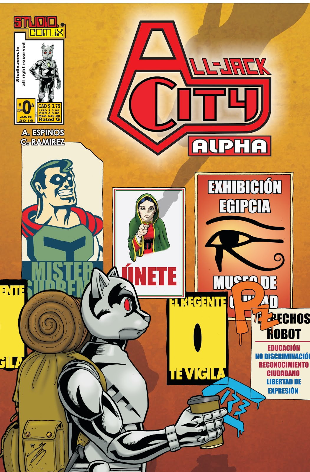 All Jack City Alpha #0