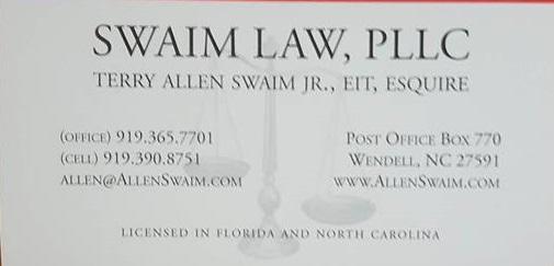 SWAIM LAW, PLLC
