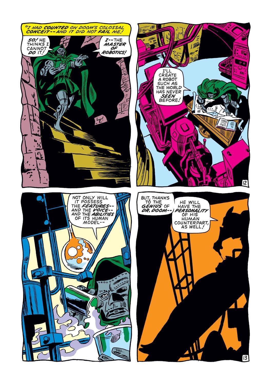 Captain America (1968) Issue #132 #46 - English 13
