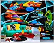 Kandinsky's Den