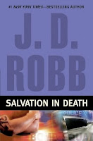 Book cover of Salvation in Death by J.D. Robb